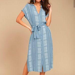 Lulus short sleeve dress